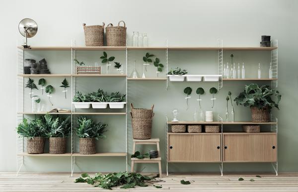 String bowl shelves – Husligheter.se