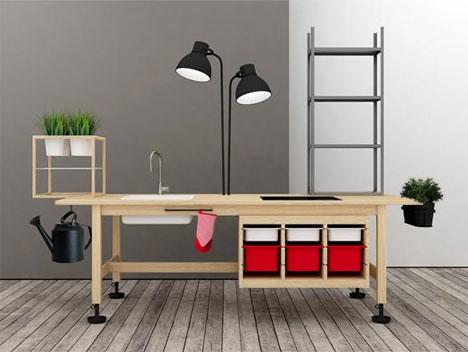 IKEA hack by Teste di Legno – Husligheter.se
