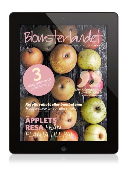 Blomsterlandet for iPad – Husligheter.se