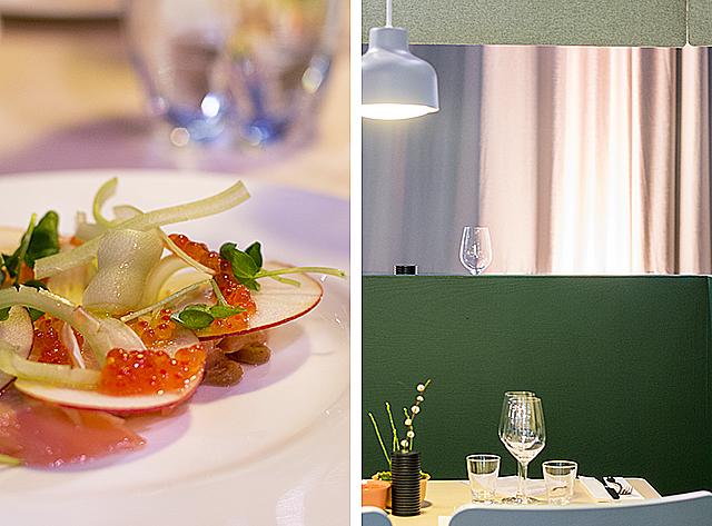 Restaurant Fager/Myllymäki at Stockholm Furniture & Light Fair 2014 (photo: Maria Soxbo) – Husligheter.se