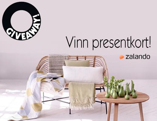 Vinn presentkort från Zalando i veckans tävling!