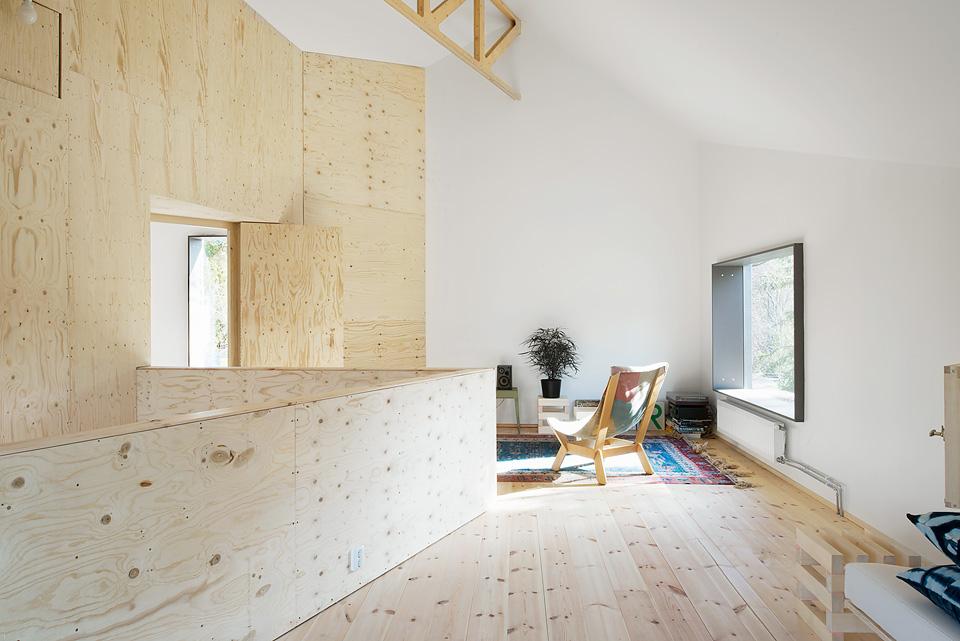 Plywoodkärlek. Foto: Fantastic Frank