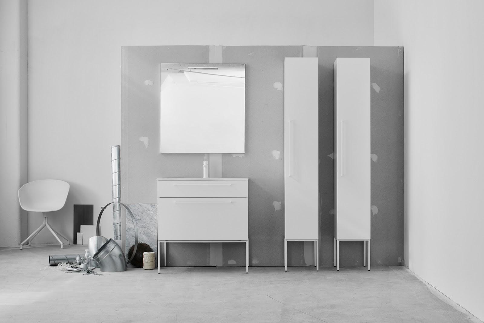 Vitt, grått, vitt, grått. Foto: Pressbilder Swoon