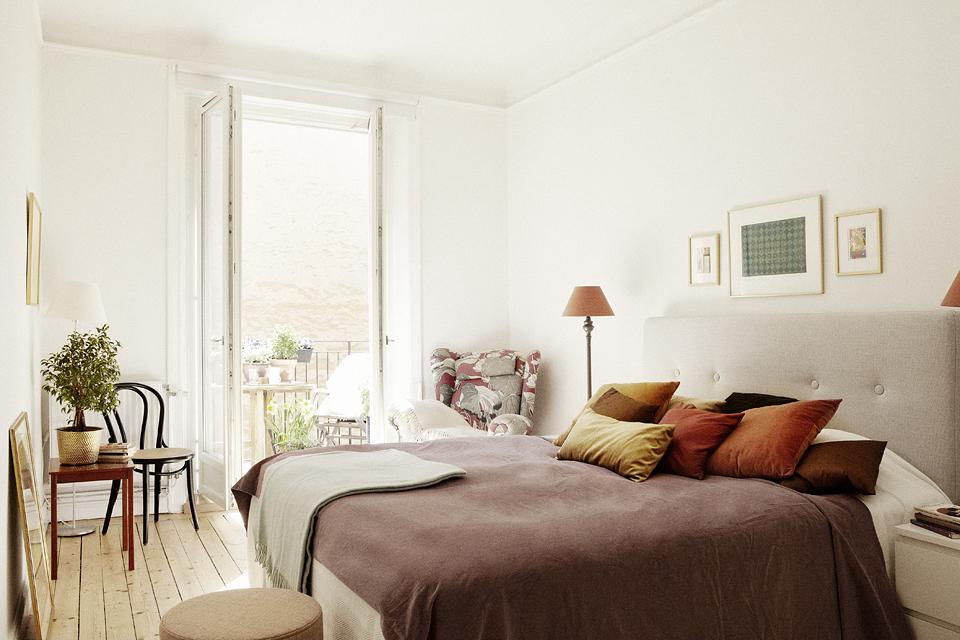 Gorgeous bedroom via Fantastic Frank – Husligheter.se