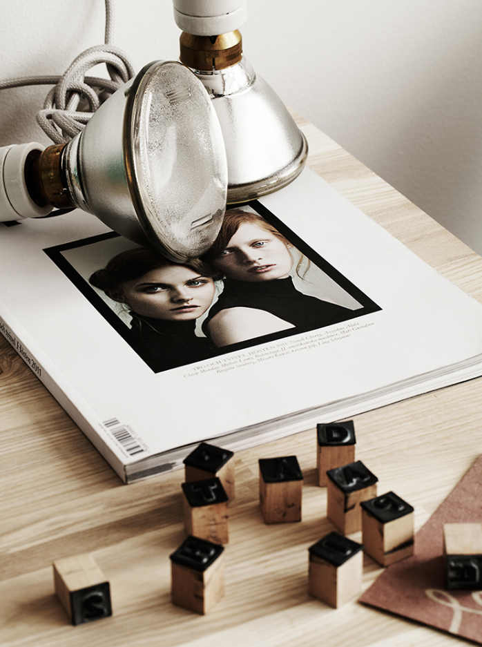 Raw luxe (photo: Kristofer Johnsson for Femina) – Husligheter.se