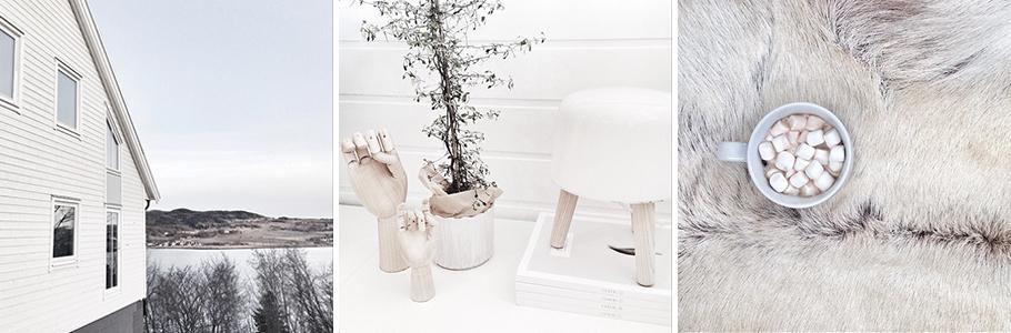 Tre crèmevita bilder från @noeblog.