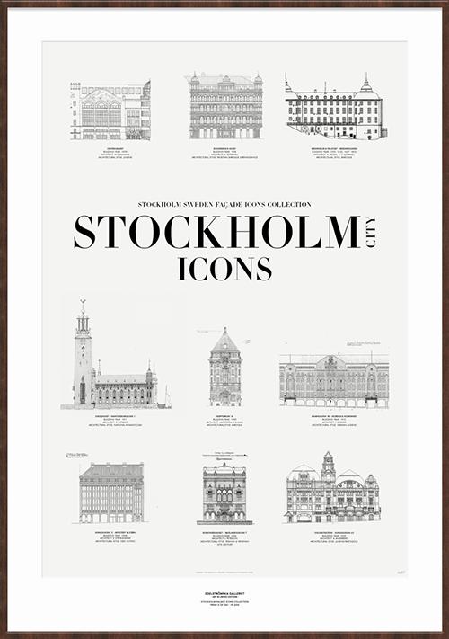10 i topp city prints: Edelströmska galleriet (Husligheter.se)