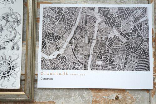 10 i topp city prints: Zizustadt (Husligheter.se)