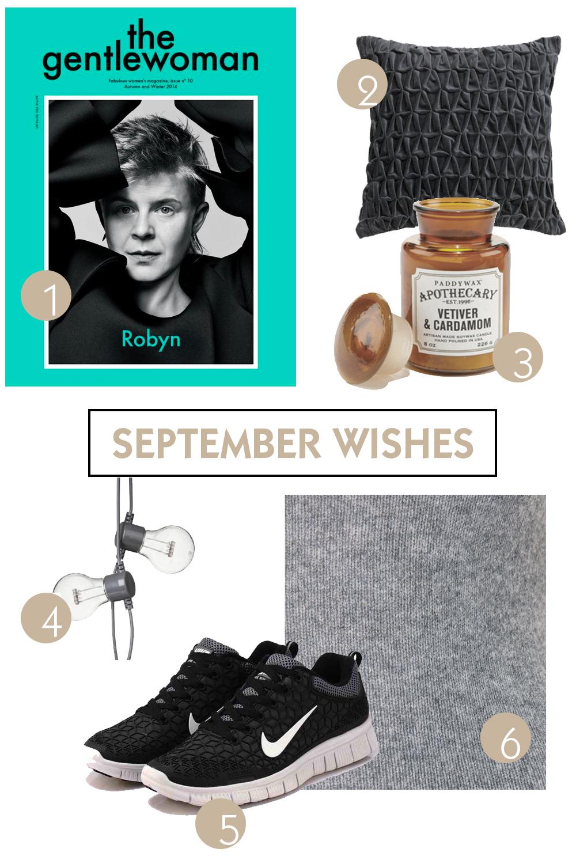 September wishes – Husligheter.se