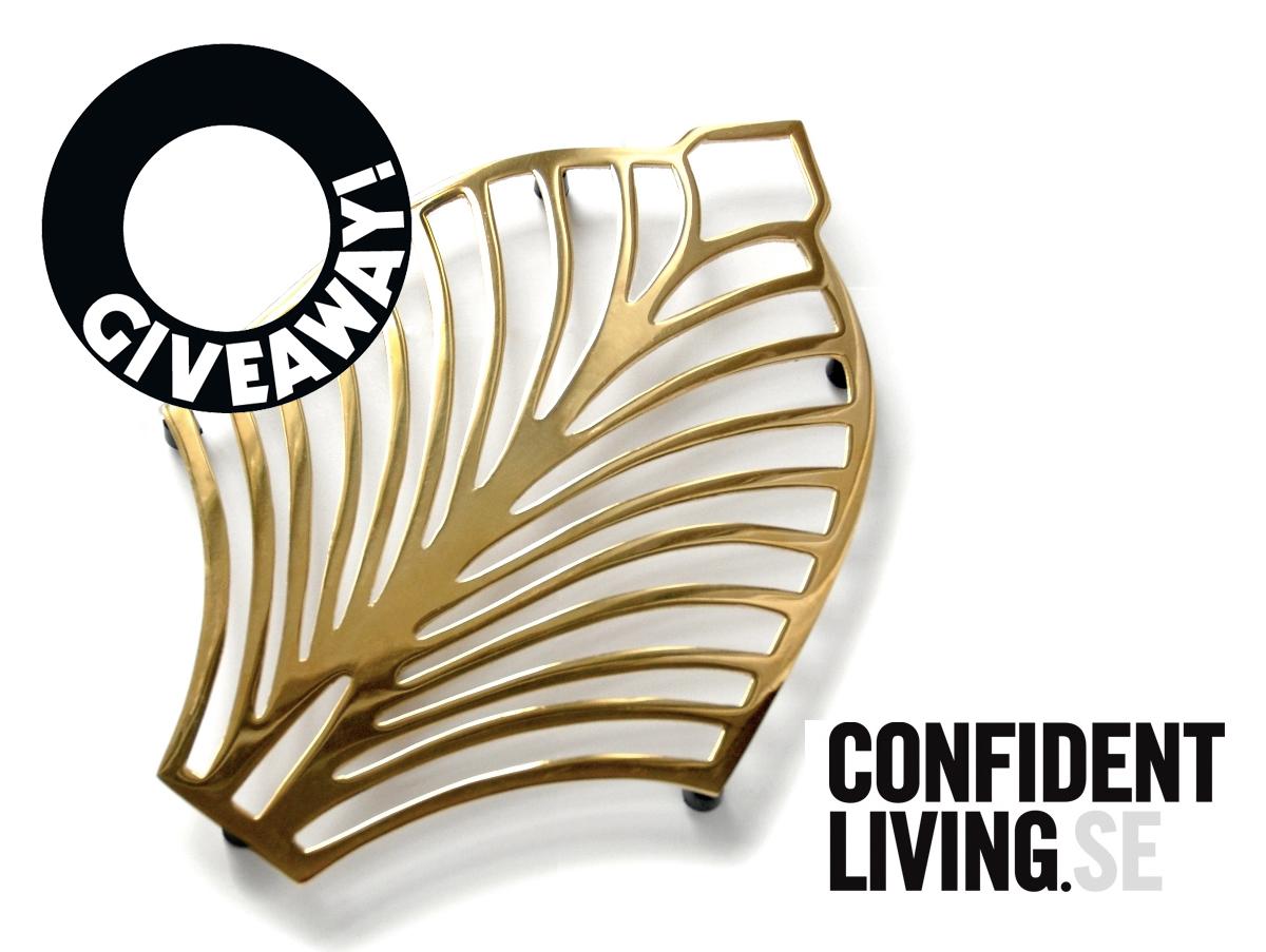 Vinn presentkort hos Confidentliving.se – Husligheter.se
