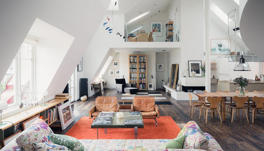 Mikael Jansson's apartment (Wrede) – Husligheter.se