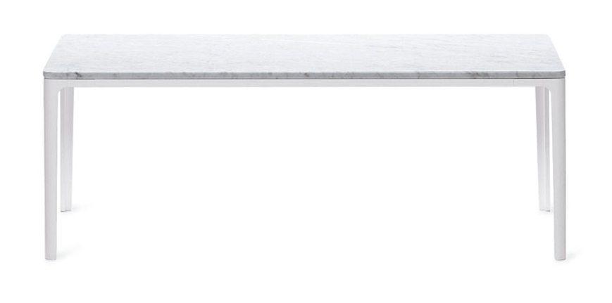 Marmorbord Plate table av Jasper Morrison för Vitra, från ca 9 060 kr. Foto: Pressbild Vitra