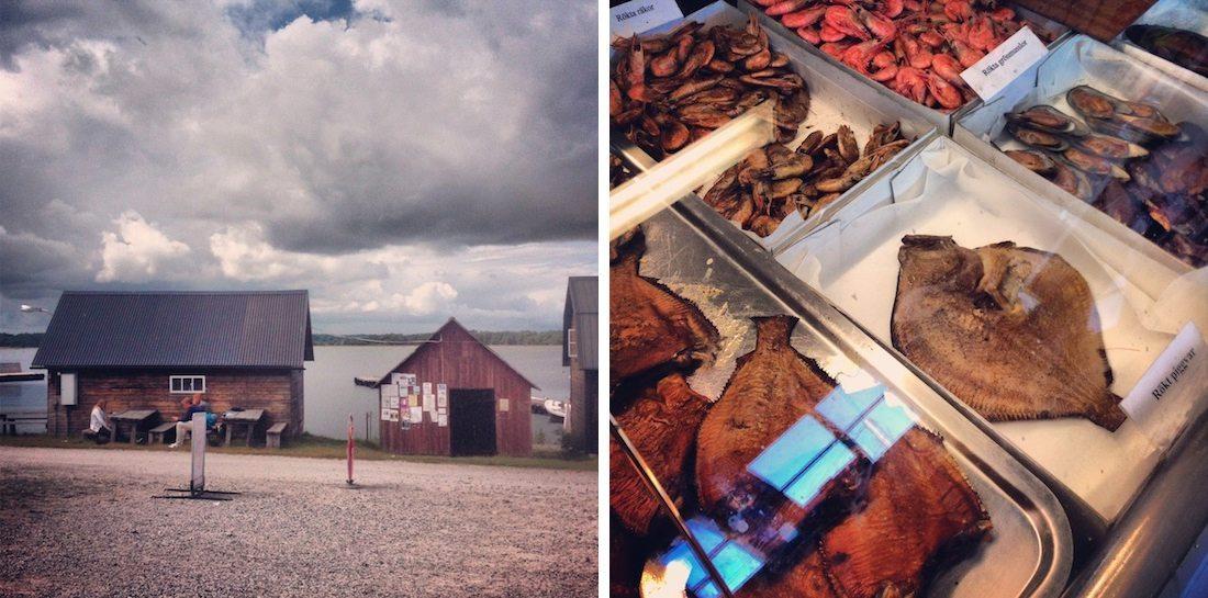 Sysne fiskbutik – Gotlandstips – Husligheter
