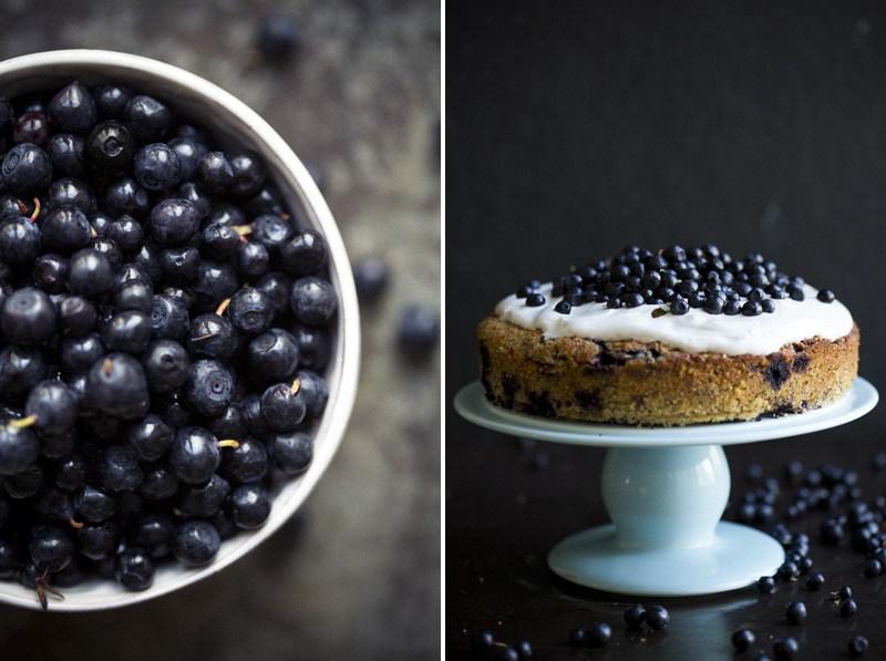 Blueberry Almond Cake – Green Kitchen Stories – Husligheter