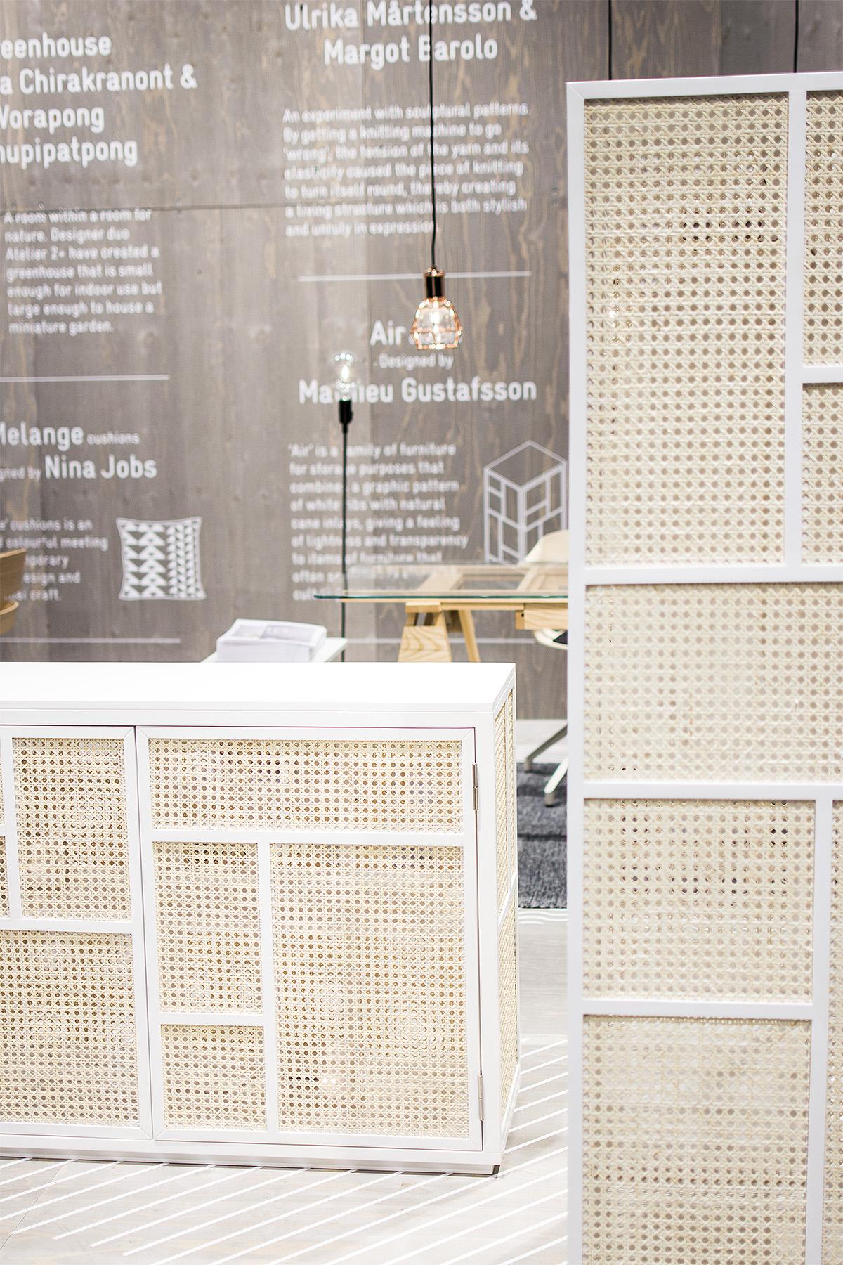 Stockholm Furniture Fair 2016 – Designhouse Stockholm – Husligheter