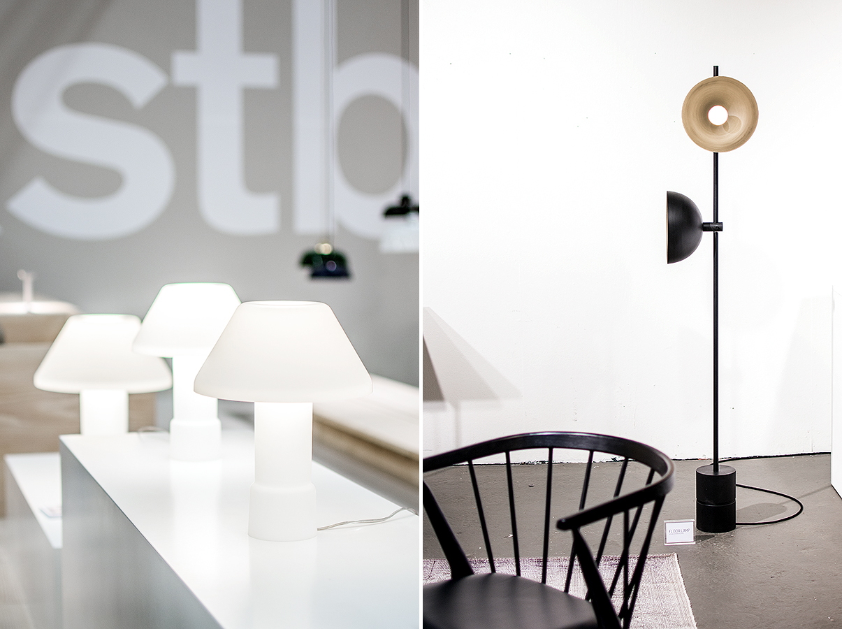 Stockholm Furniture Fair 2016, Wästberg, Hantwärk, lampor – Husligheter