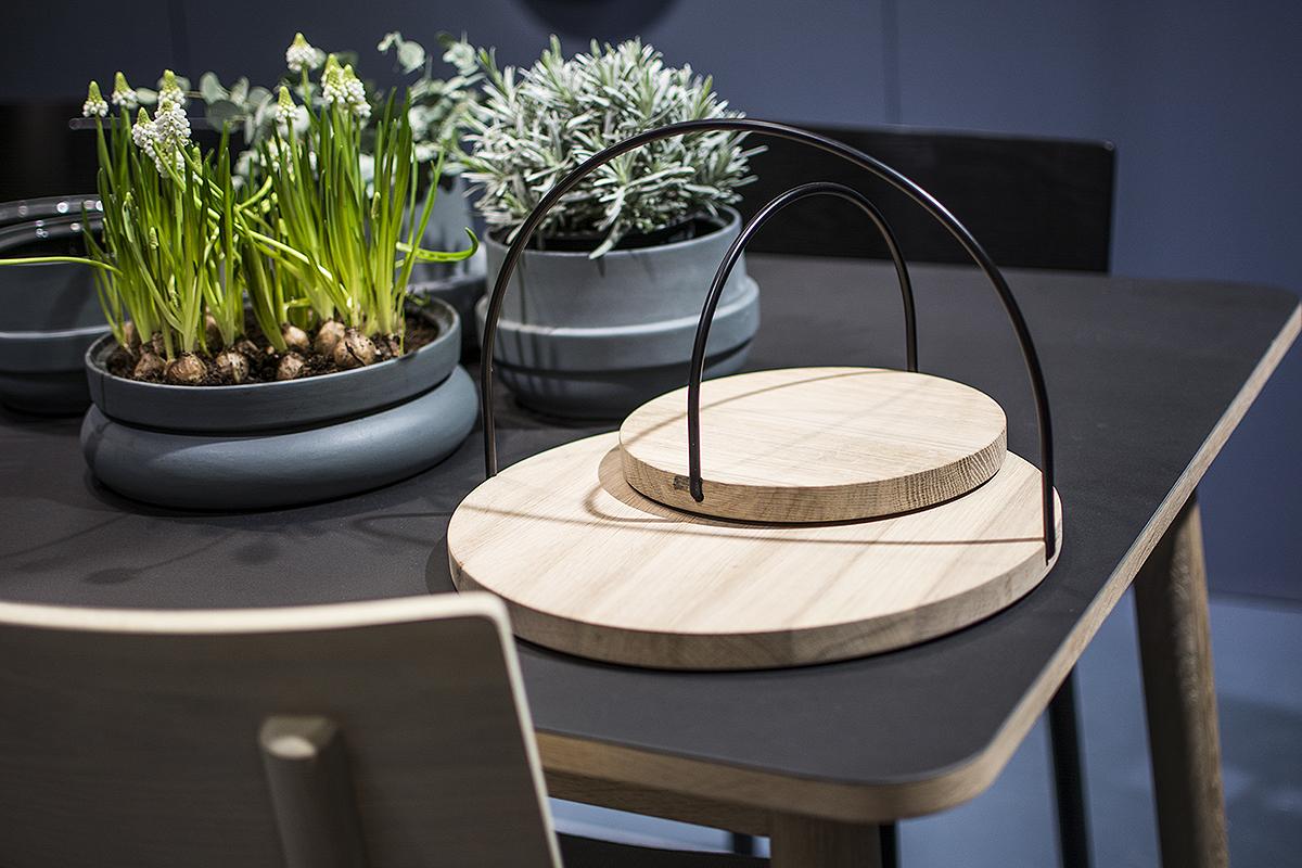 Stockholm Furniture Fair 2016 – Woud – Husligheter