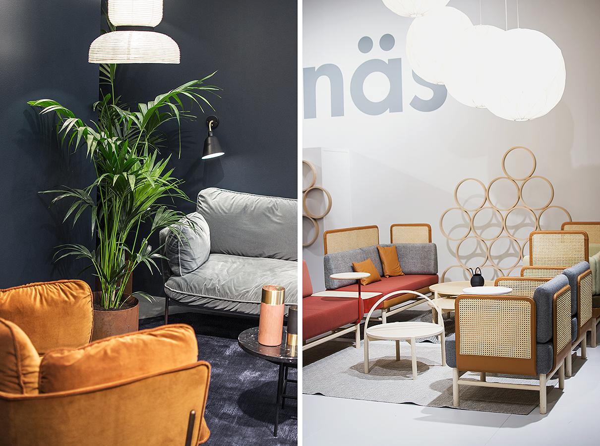 Stockholm Furniture Fair 2016 – 1970-tal – Husligheter