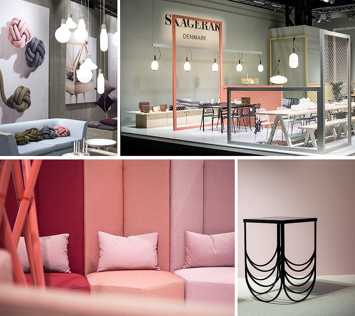 Stockholm Furniture Fair 2016: Designhouse Stockholm, Skagerak, Jonas Ihreborn, Kullaro – Husligheter