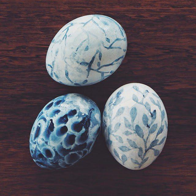 Blå påsk – Emma von Brömssen – Husligheter