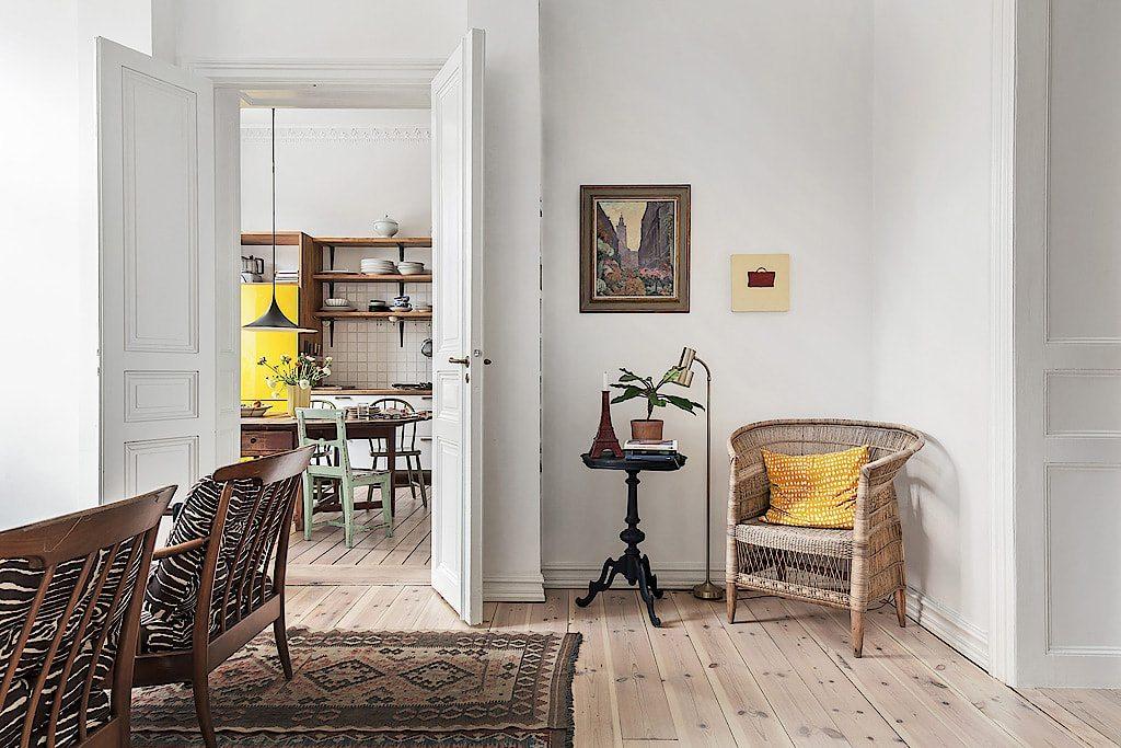 Pluras kök – lägenhet – Skandiamäklarna – Husligheter
