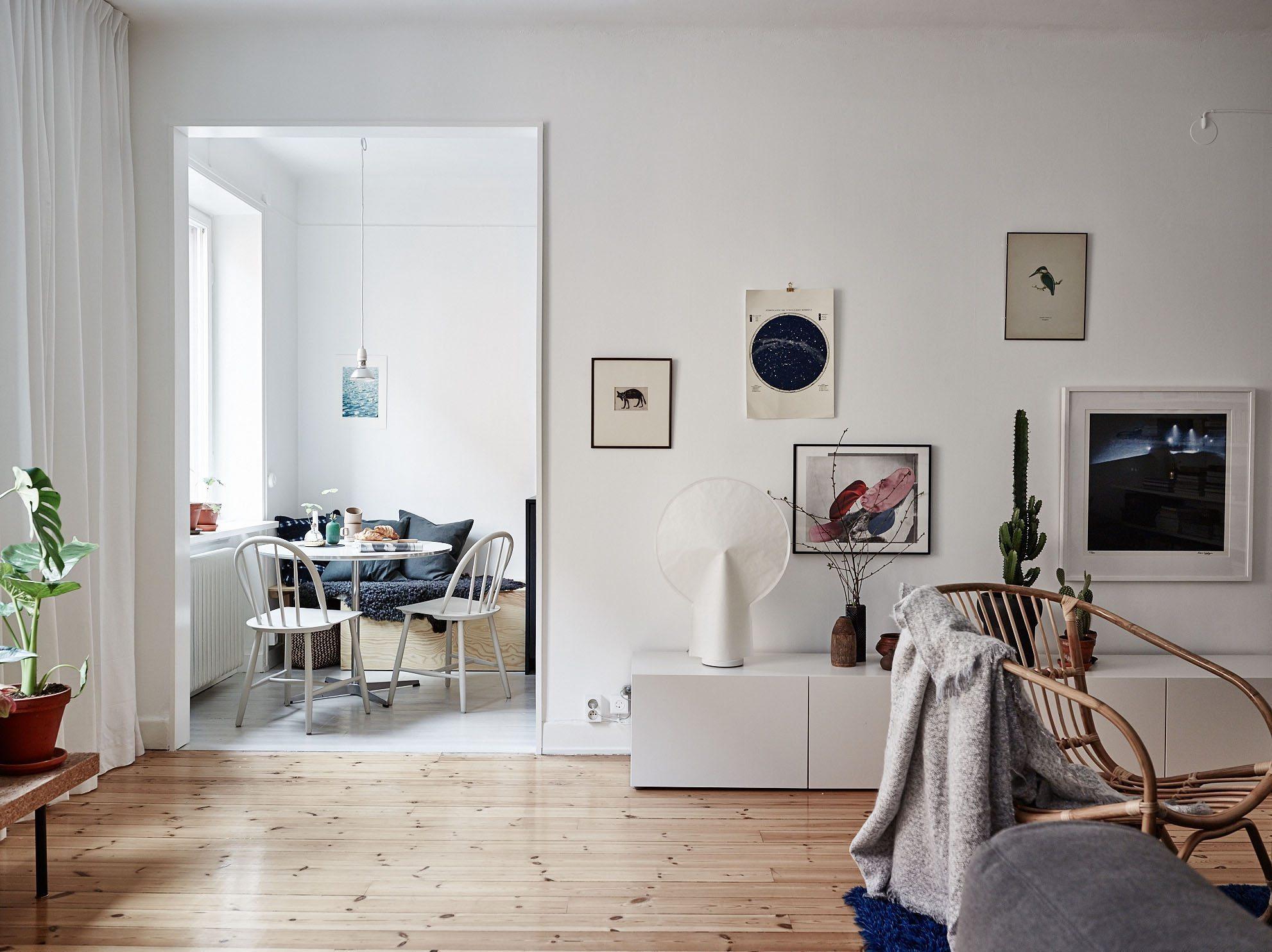 Tavelvägg – Historiska hem – Husligheter