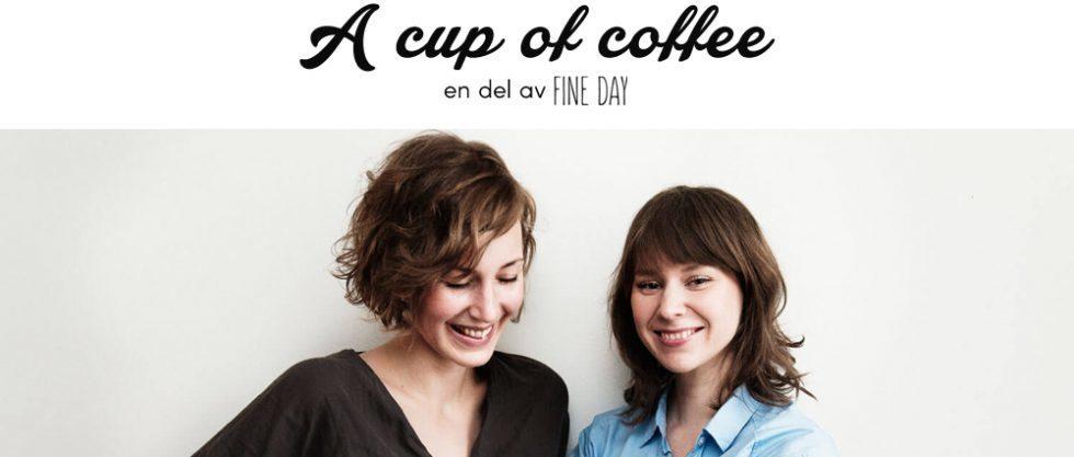 A cup of coffee-bloggen – Husligheter
