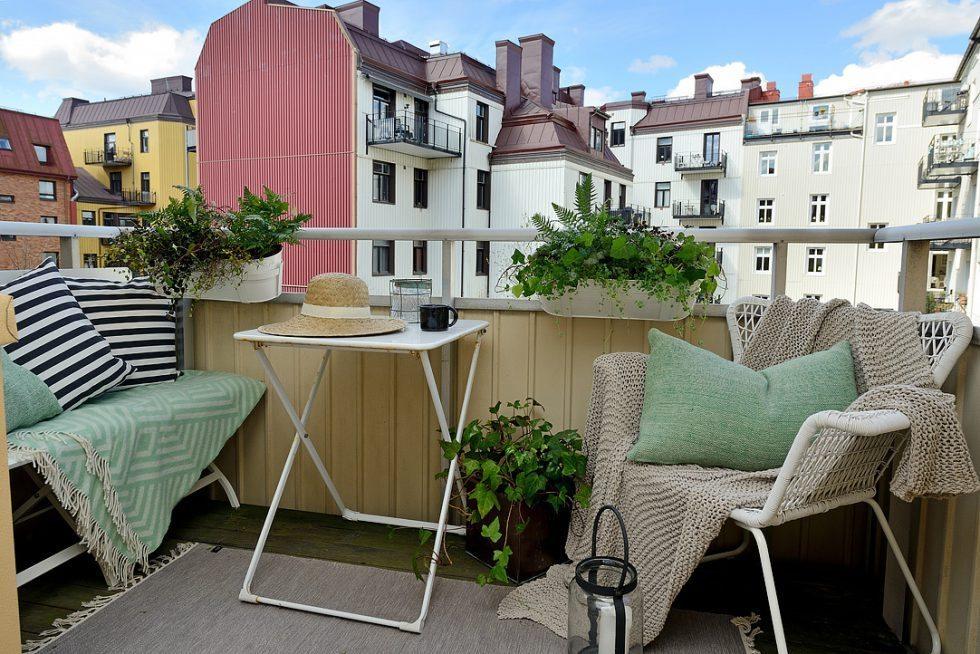 Häng balkonglådorna på insidan. Inspiration från Alvhem – Husligheter