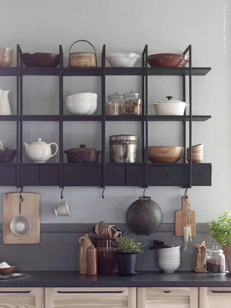 IKEA vägghylla Falsterbo – Husligheter