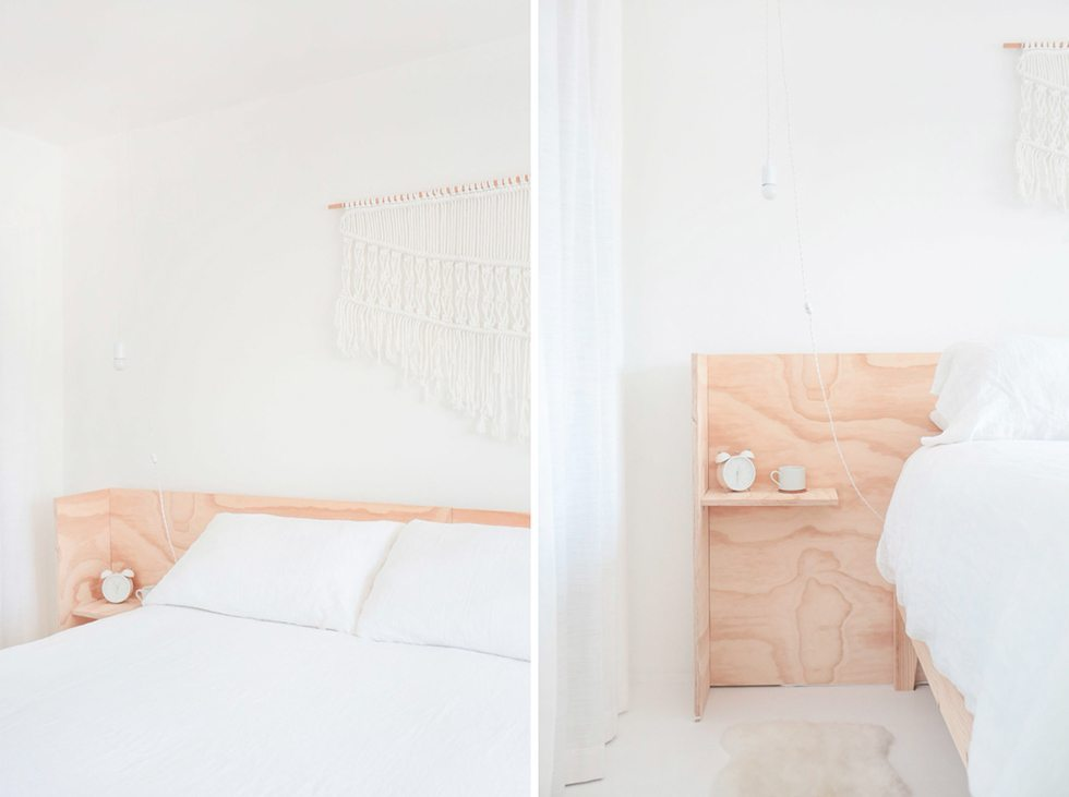 DIY sänggavel 5 superenkla sänggavlar du gör själv av plywood! u2022 Husligheter