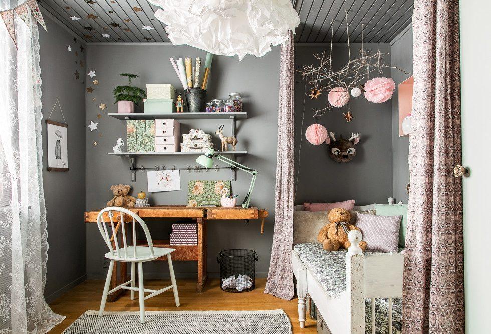 Barnrum hemma hos Elin Wallin, foto Sofi Sykfont – Husligheter