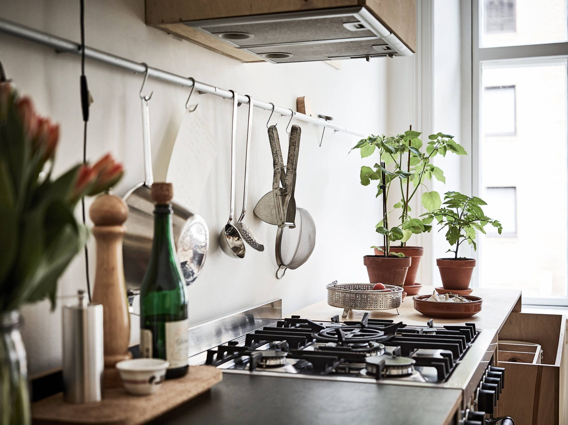 Stång i köket – Husligheter