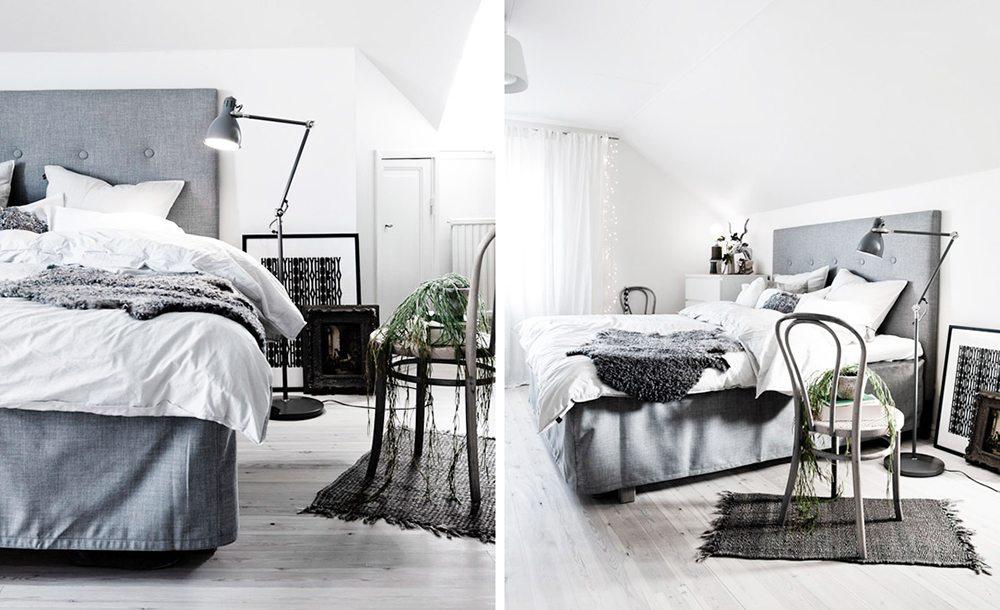 Snedtak i sovrummet – Daniella Witte – Husligheter