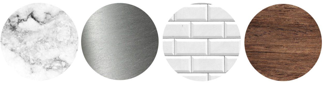 Materialval bistrokök – Husligheter