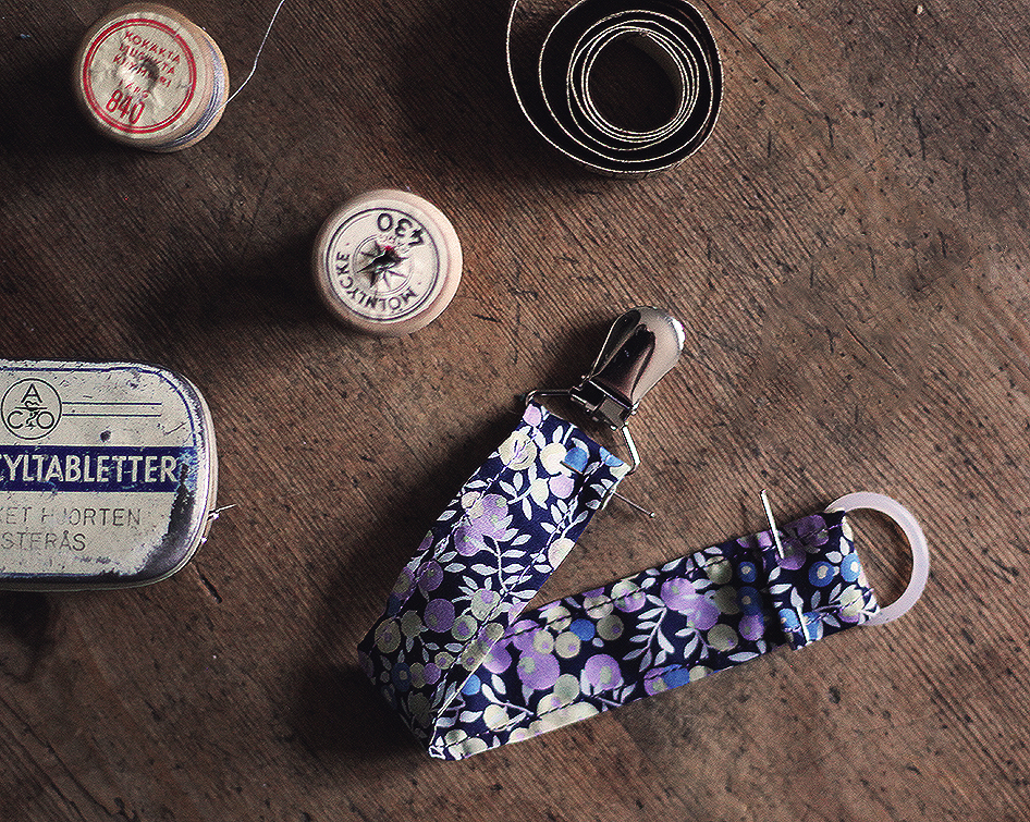 Sy en napphållare – Emmas vintage – Husligheter