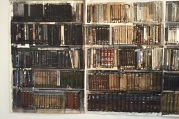 Lars Lerin på Lars Bohman Gallery – Husligheter