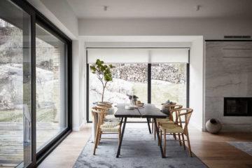 Nybyggt i Trångsund – Wrede – Husligheter