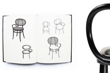 Chair no 0 av Front för Thonet – Husligheter