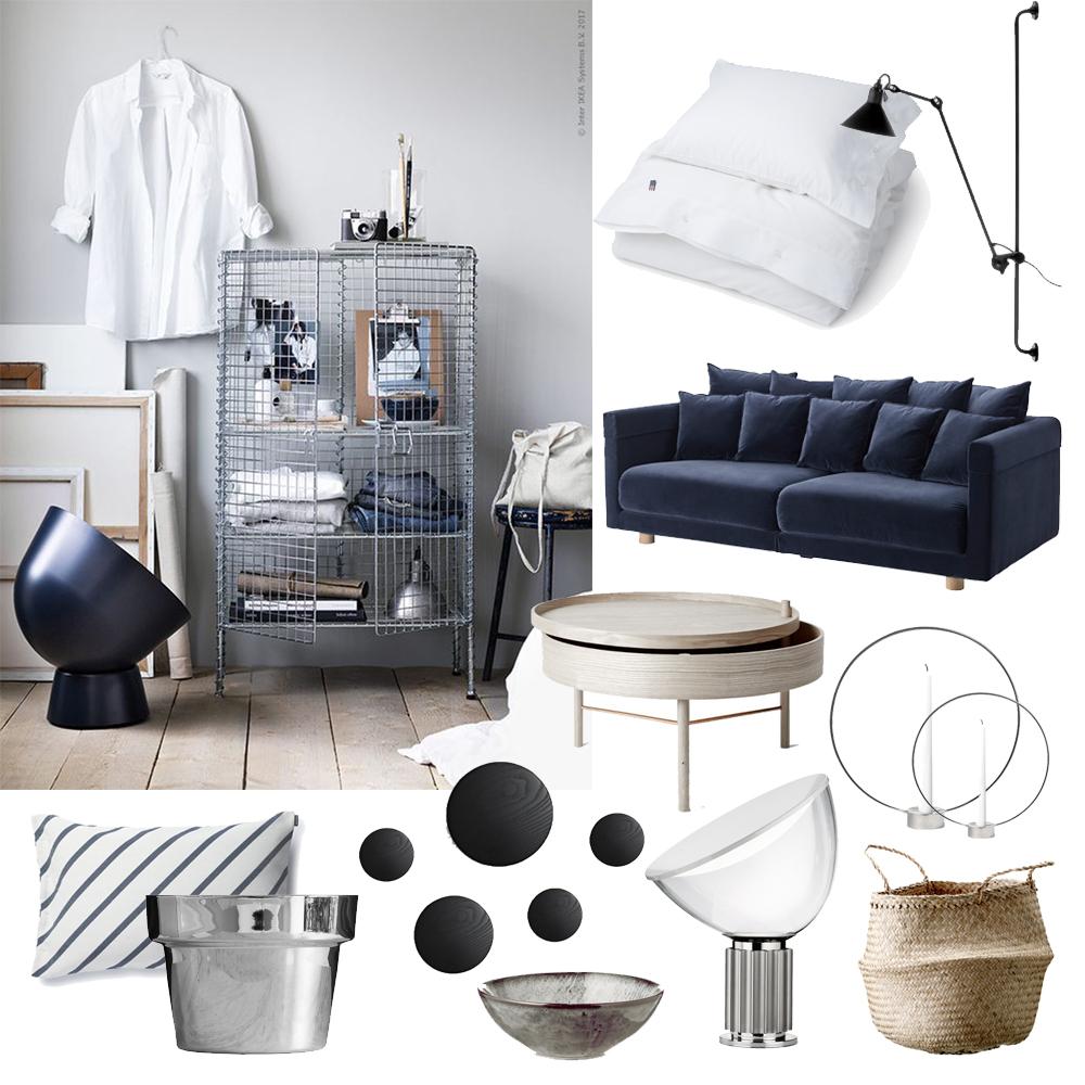Stil i rum och garderob