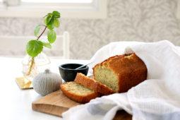 Citron- och vallmokaka – Husligheter