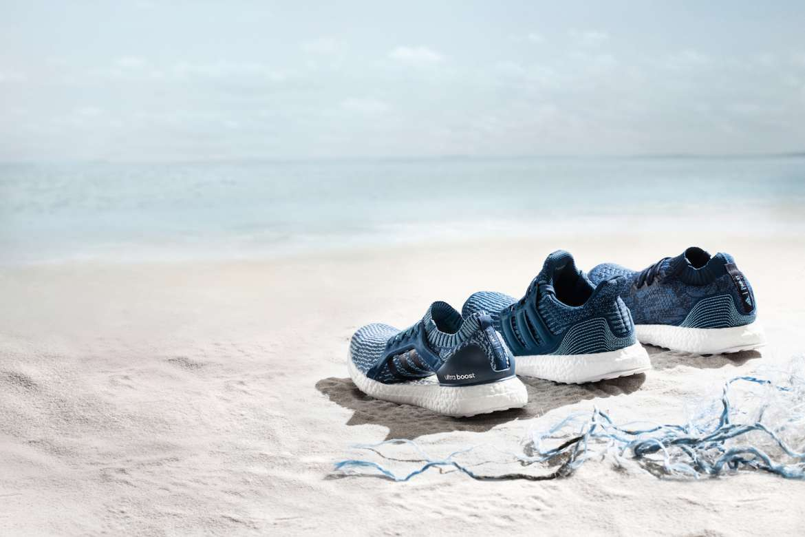 Adidas x Parley for the oceans – Husligheter