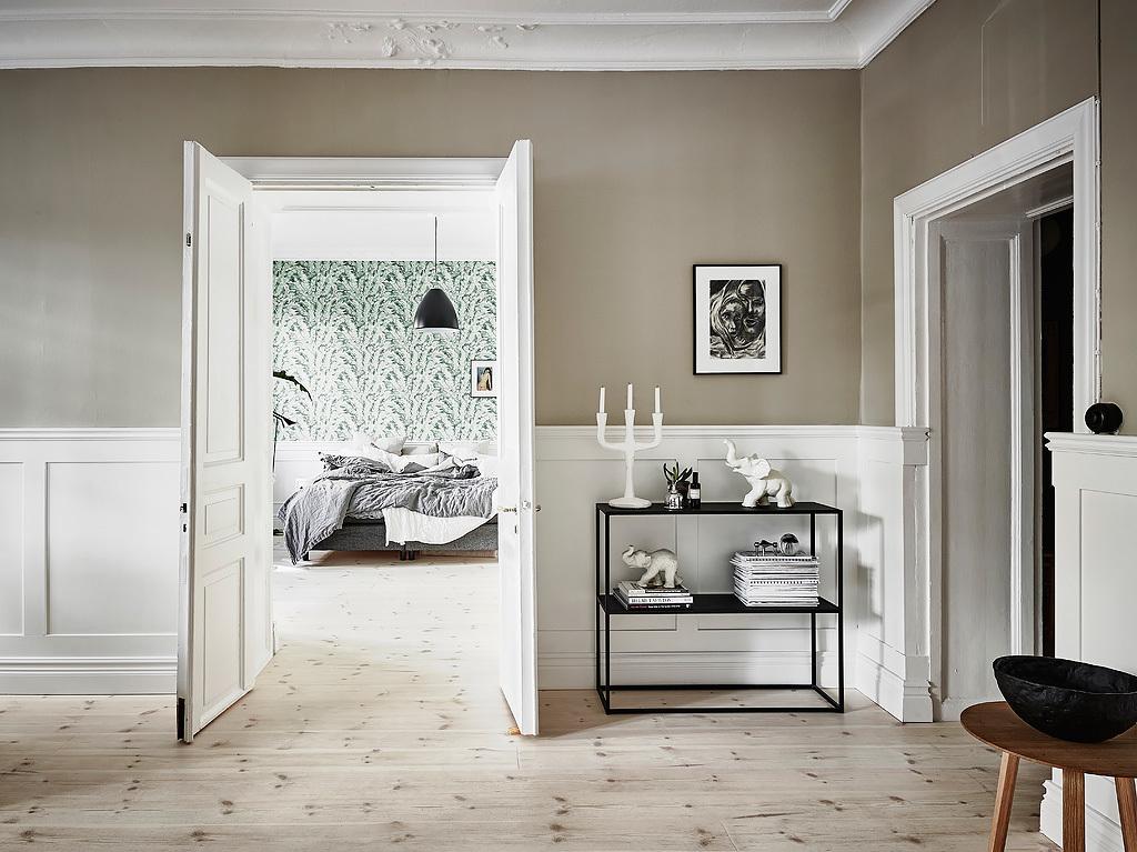 Tapet Florencecourt wallpaper Cole & Son – Entrance – Husligheter