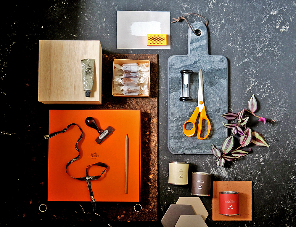 En orange designklassiker – ett hållbart val!