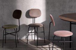 Afteroom / Menu velvet chairAfteroom / Menu velvet chair