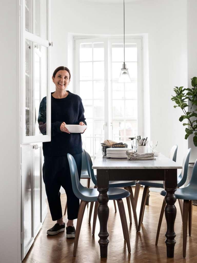 Hemma hos H&M Homes designchef