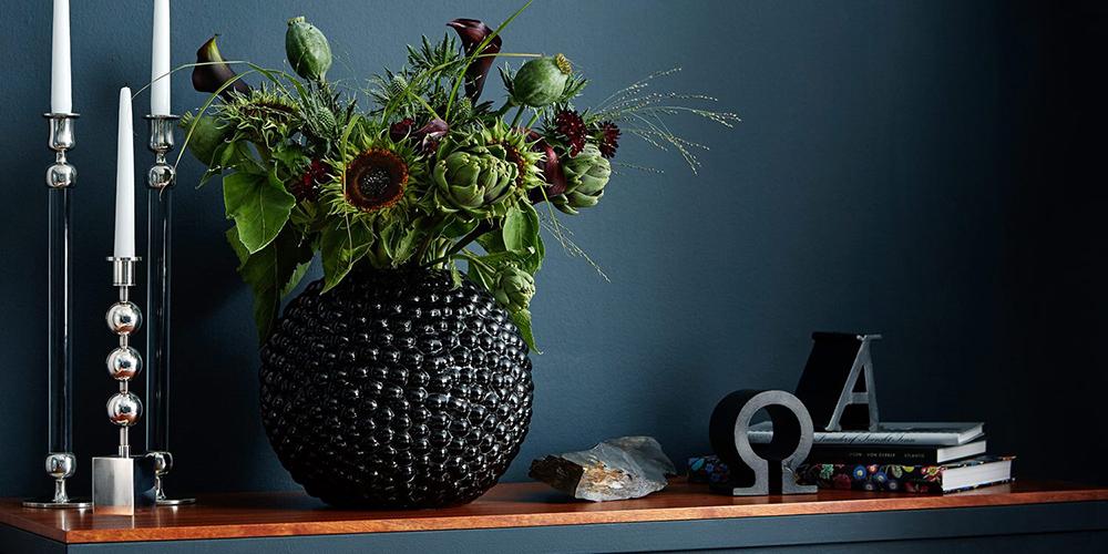 Trend: Höstens vas är svart som natten