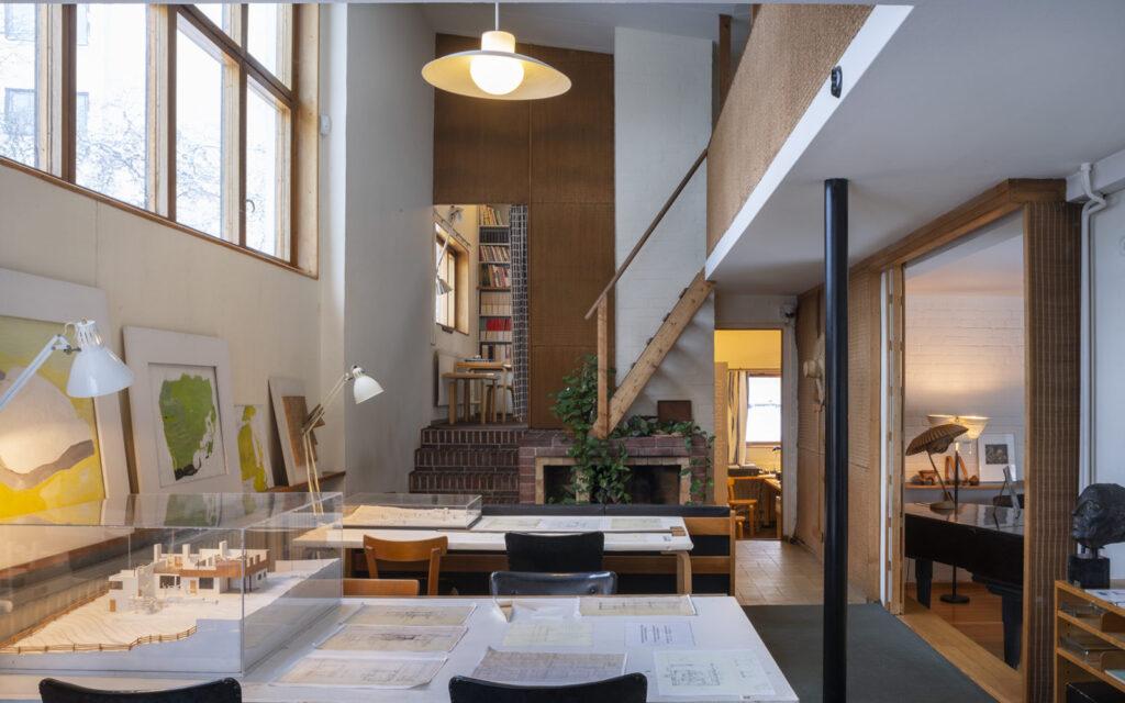 Aalto House Munkkiniemi, Finland