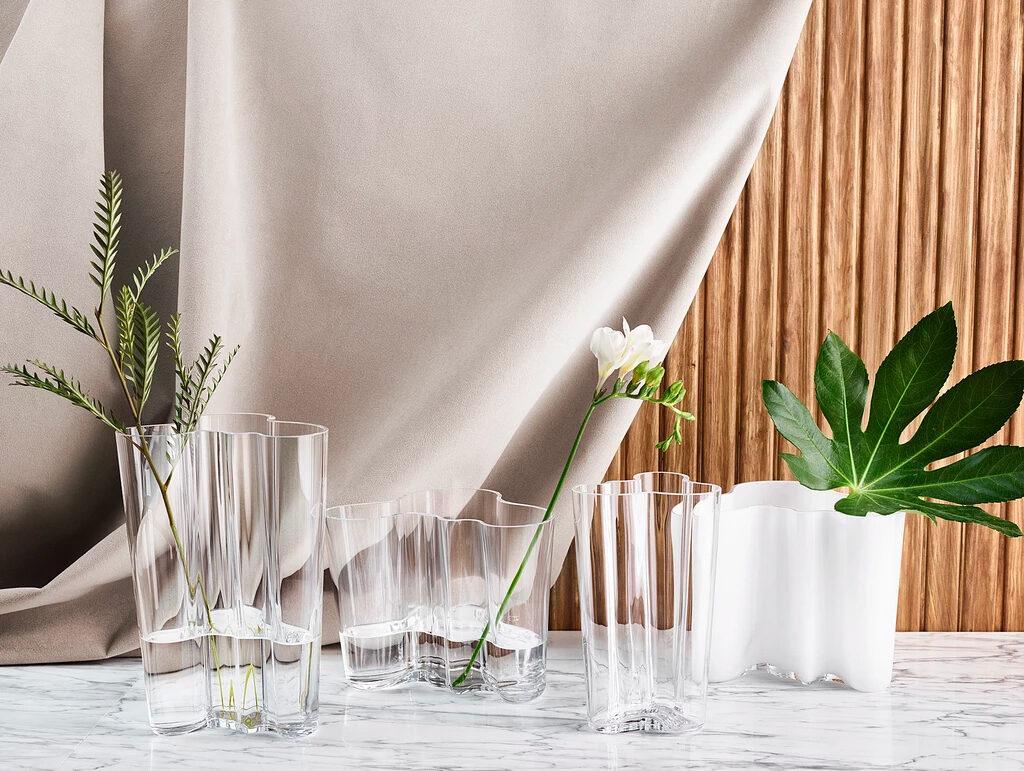 Aalto eller Savoy-vasen
