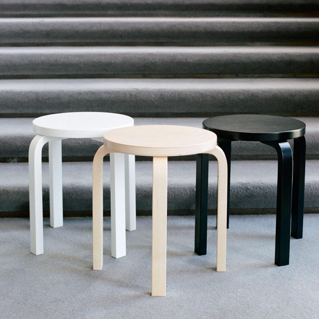Aalto stool 60 pall