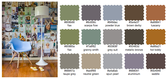 Inte bara härliga färger utan även en rolig idé för vad man kan hitta på med 0e138cf9ebee8